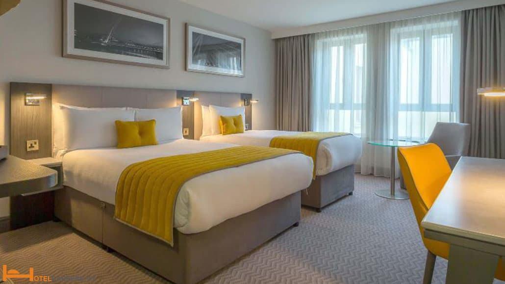 Phòng Twin - Hai giường đơn