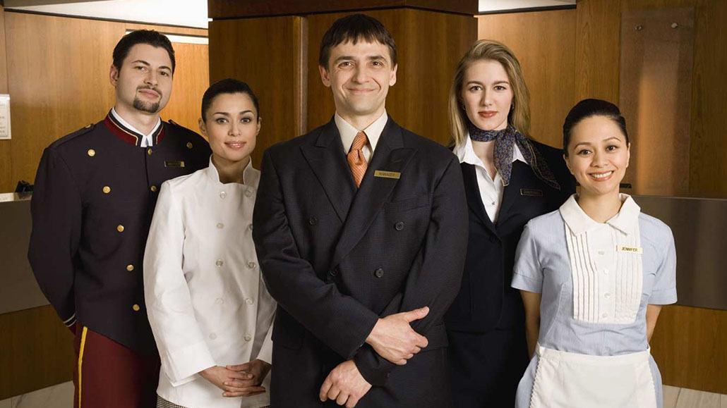Quản trị nhân sự trong khách sạn