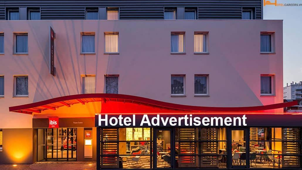 Quảng cáo khách sạn