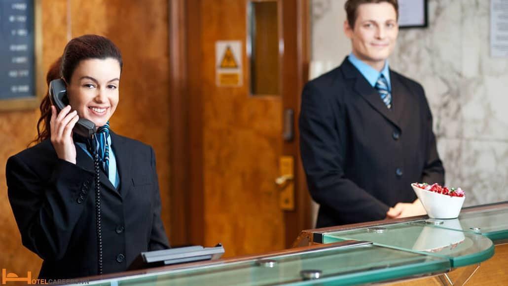 Quy tắc vàng cho lễ tân khách sạn