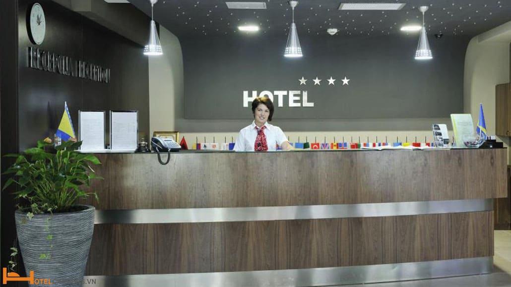 Quy trình kết thúc ngày trong khách sạn