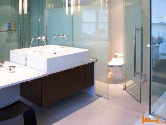 Quy trình vệ sinh phòng tắm