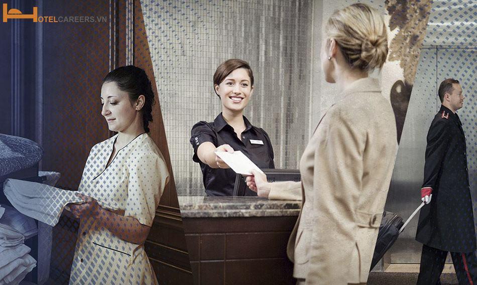 Sổ tay giúp nhân viên hiểu rõ được mình phải làm gì tại khách sạn