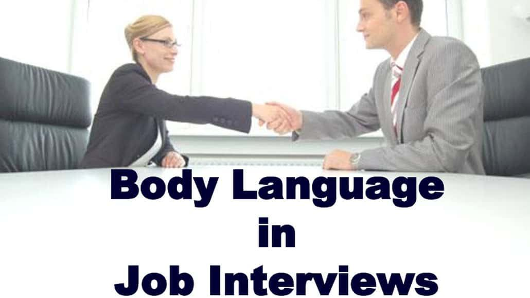 Sử dụng ngôn ngữ cơ thể