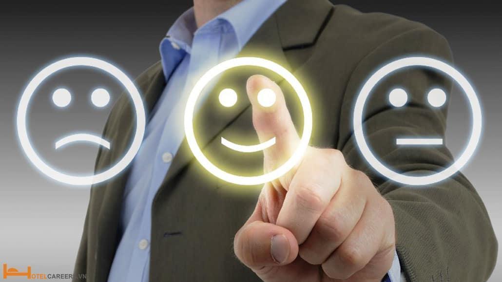 Khách hàng hài lòng là cách tăng hiệu suất kinh doanh khách sạn
