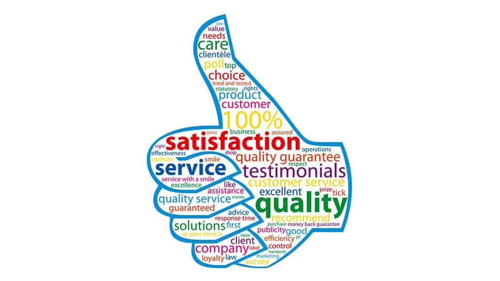 Thế nào là dịch vụ khách hàng tốt