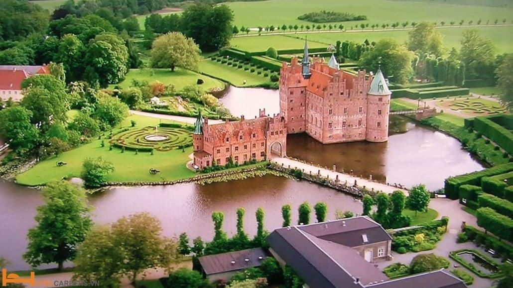 Thời điểm đi du lịch Đan Mạch