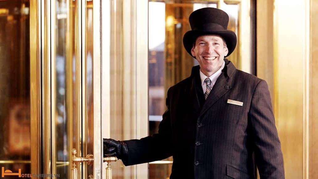 Tiếng Anh cho Bellman khách sạn