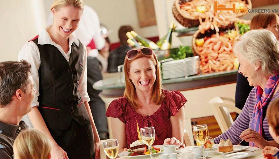 Tiếng Anh giao tiếp trong nhà hàng, khách sạn