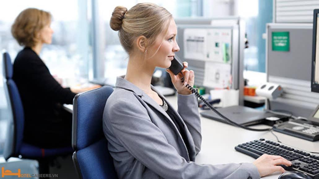 Tiêu chuẩn dịch vụ cho nhân viên Operator