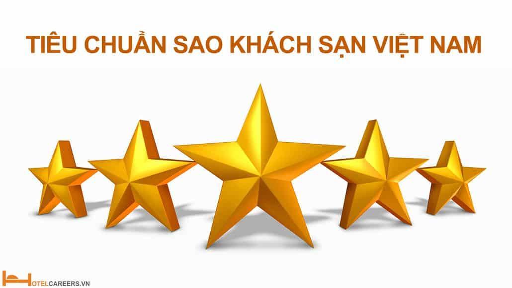 Tiêu chuẩn sao khách sạn Việt Nam