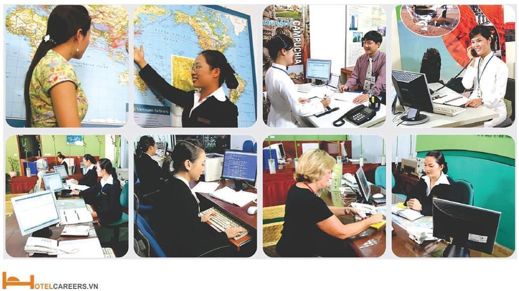 Tiêu chuẩn VTOS nghiệp vụ điều hành du lịch và đại lý lữ hành