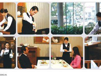 Tiêu chuẩn VTOS nghiệp vụ nhà hàng