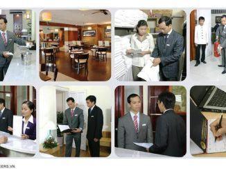 Tiêu chuẩn VTOS nghiệp vụ quản lý khách sạn