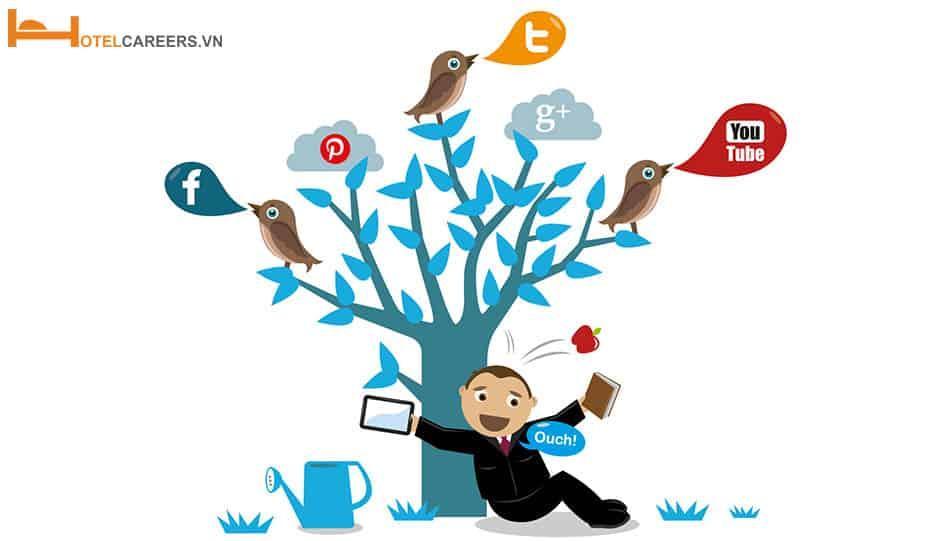 Tối ưu hóa các trang truyền thông xã hội doanh nghiệp