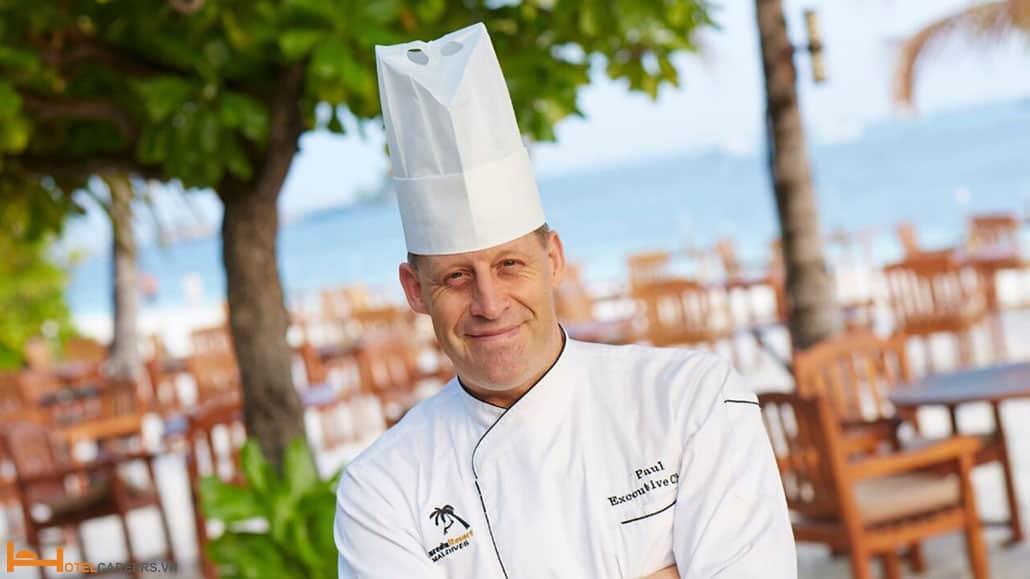 Excutive Chef - Tổng bếp trưởng/ Bếp trưởng điều hành