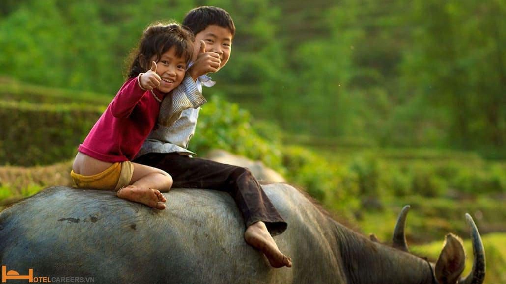 Trải nghiệm du lịch làm thay đổi cuộc đời - Dành thời gian ở một đất nước nghèo.