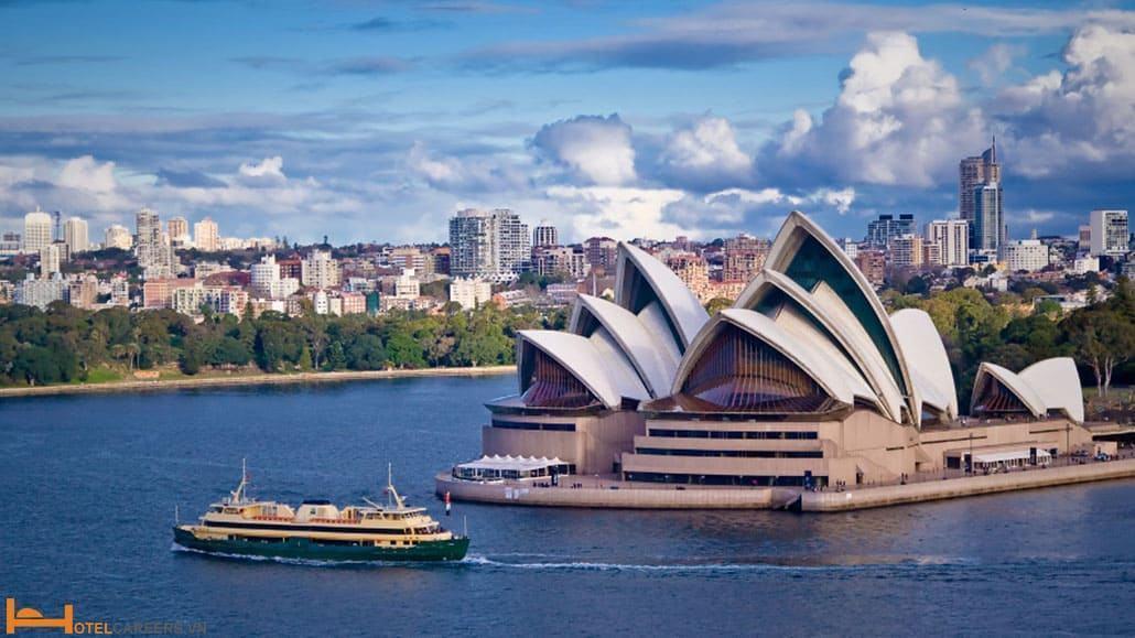 Trải nghiệm nên thử khi du lịch Úc