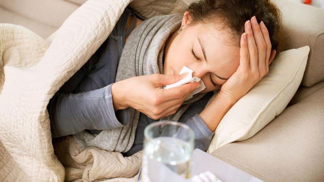 Trình bày ngắn gọn về việc bạn bị ốm