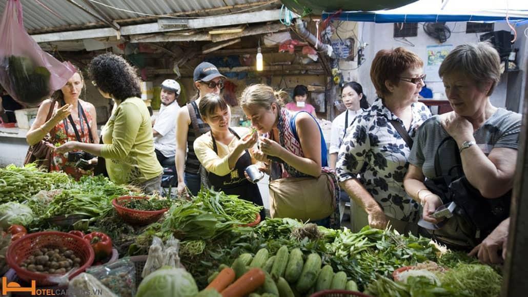 Trung tâm nấu ăn Hà Nội