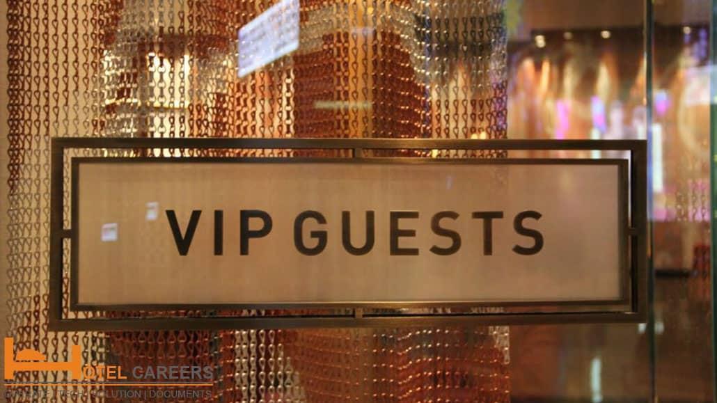 Nhiệm vụ đón tiếp khách VIP