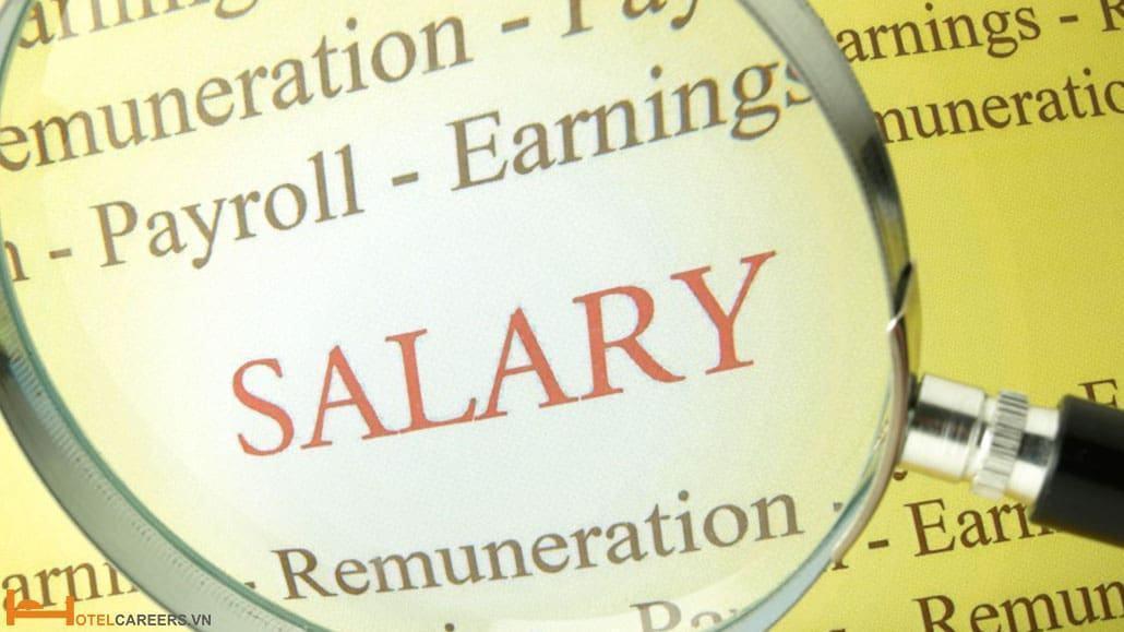 Mức lương cơ bản