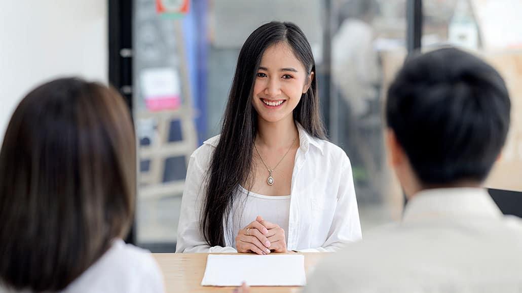 Tự tin khi phỏng vấn xin việc