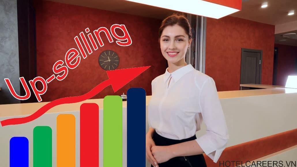 Up-selling nghĩa là gì?