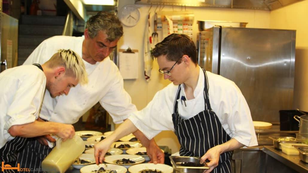Vai trò của Pastry chef