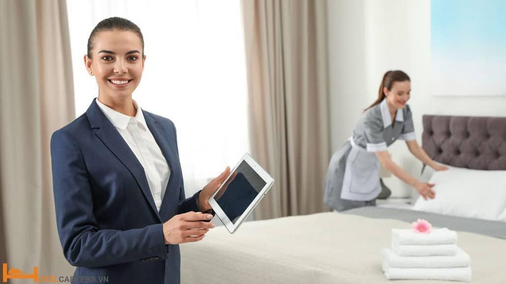 Vai trò của quản lý buồng phòng khách sạn