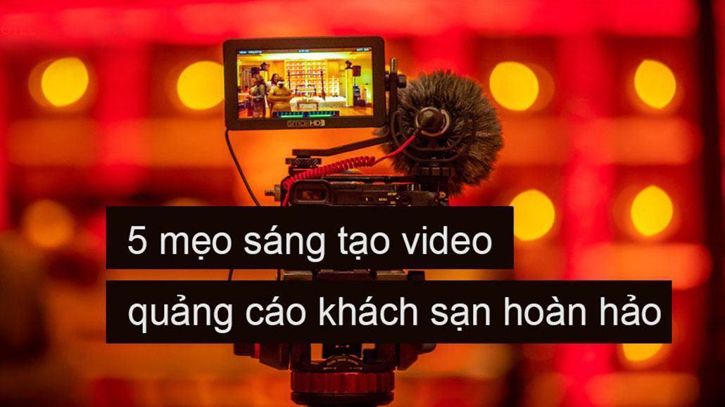 Video quảng cáo khách sạn