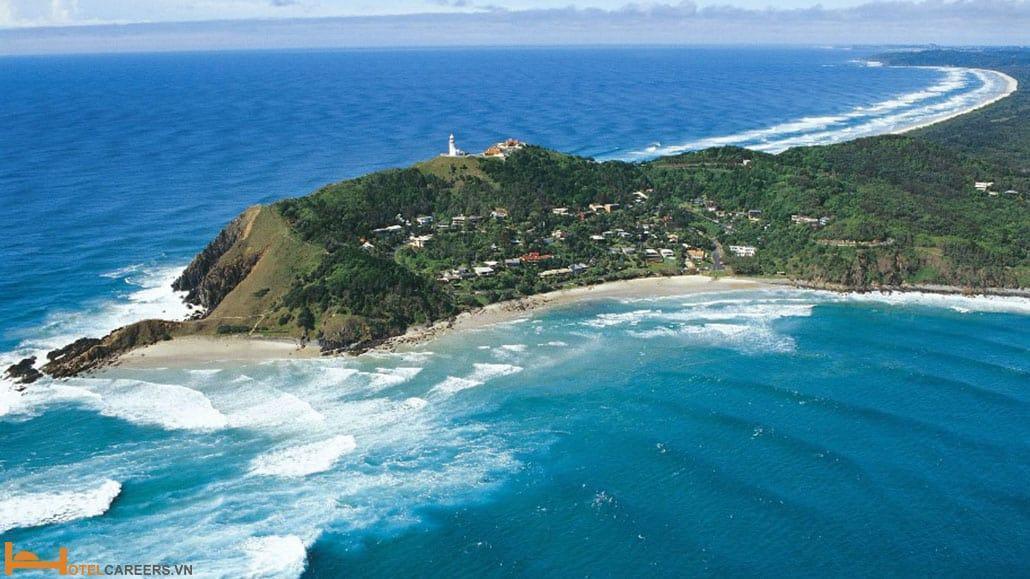 Vịnh Byron Australia