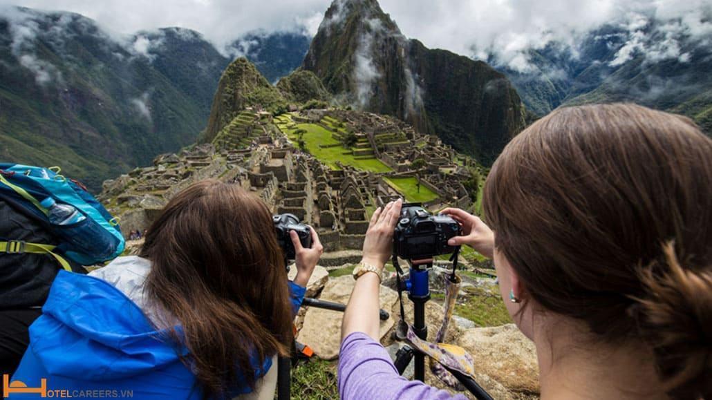 Tìm cho khách một nơi lý tưởng để chụp ảnh