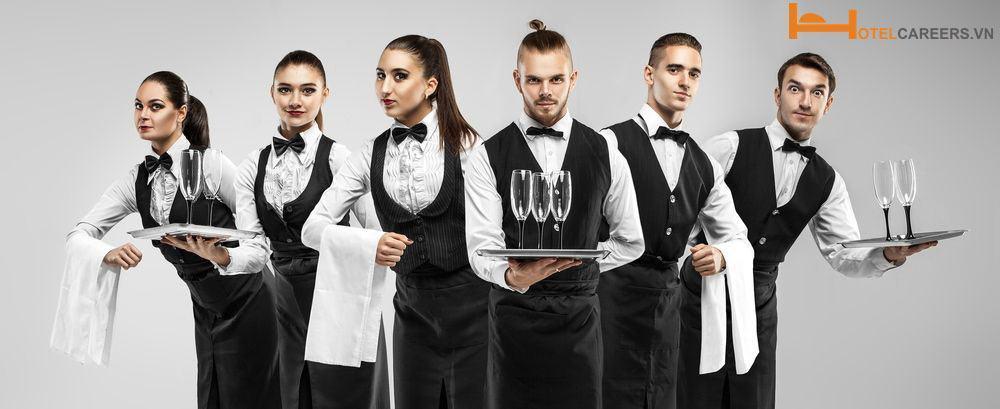 Yêu cầu kỹ năng đối với nhân viên banquet
