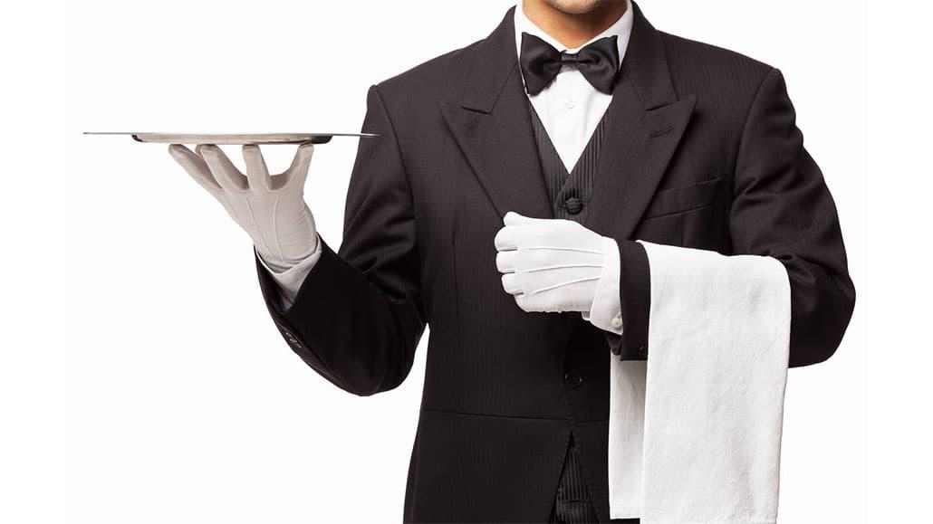 Nhân viên Butler