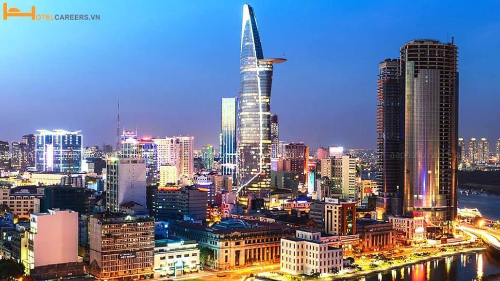 Top các thành phố tuyển dụng nhà hàng khách sạn cao năm 2020