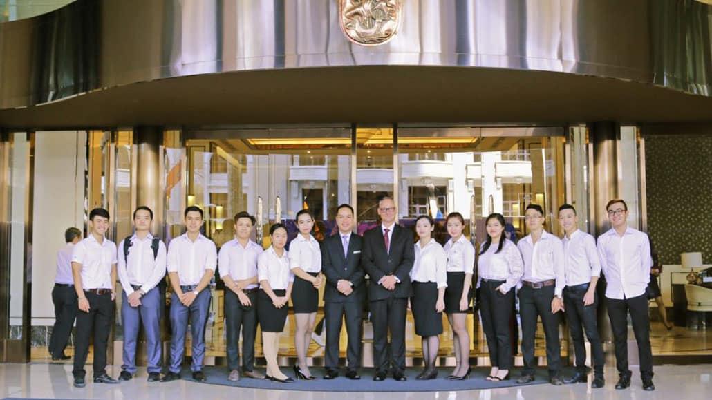 Các trường đào tạo quản trị khách sạn ở TPHCM