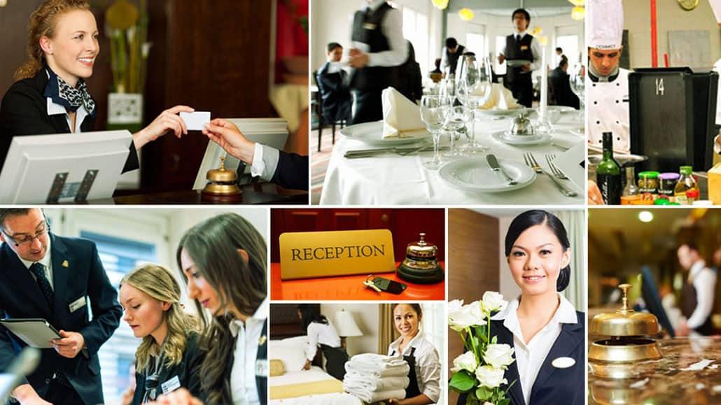 Học quản trị khách sạn ra làm gì?