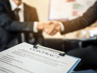 Hotel general manager contract