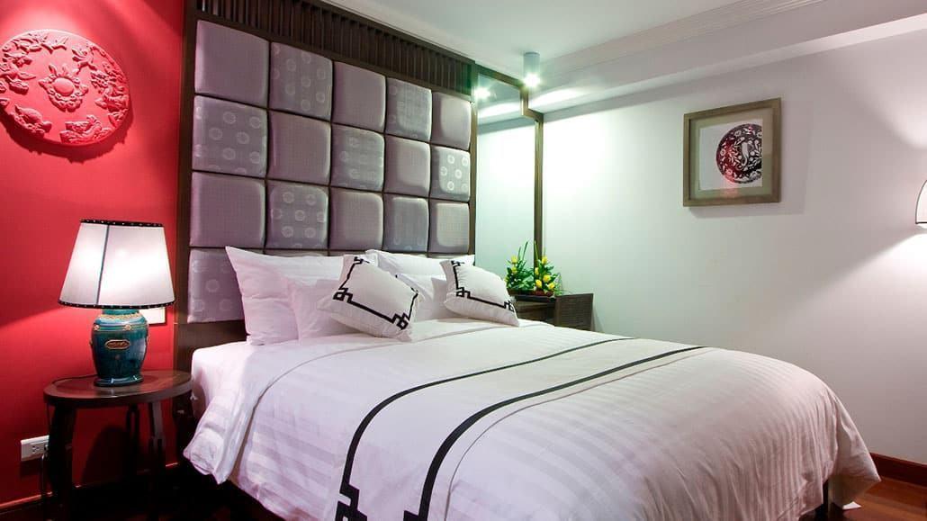 Phòng khách sạn ABC