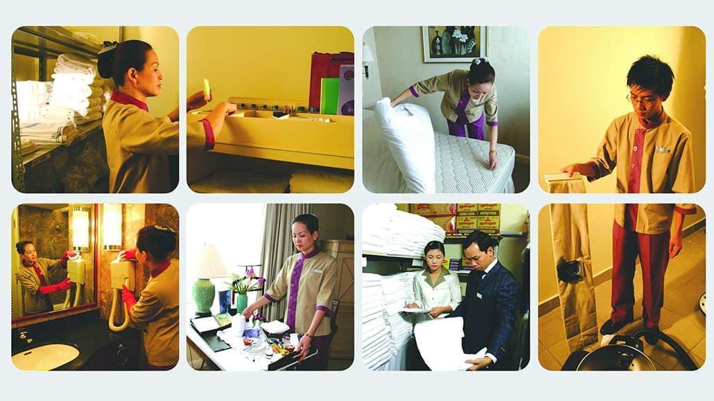 VTOS Housekeeping Operations
