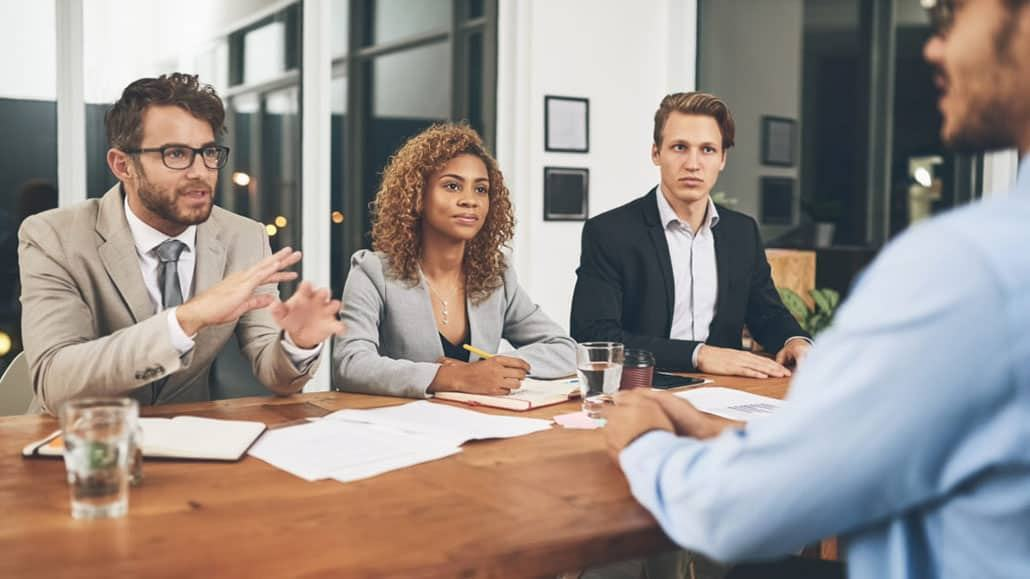 Ensuring the interview is fair and objective