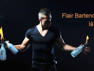Flair Bartending là gì?