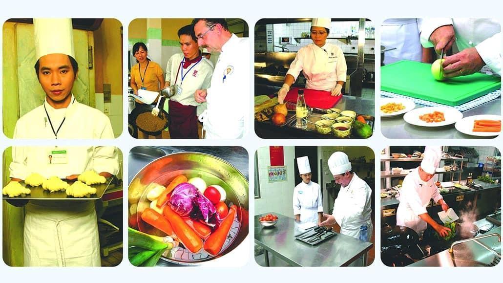 VTOS Food Preparation