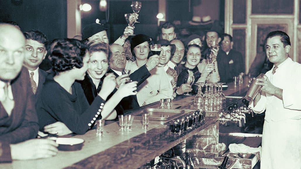 Lịch sử phát triển của Cocktail