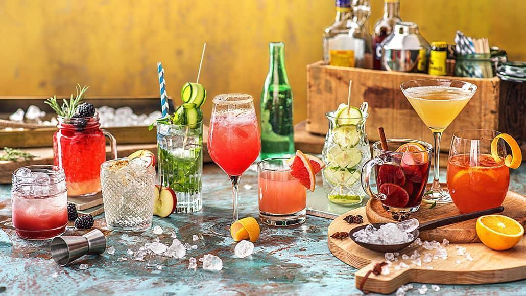 Cách pha chế Mocktail