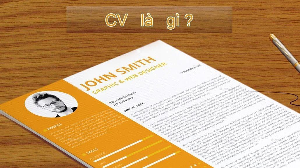 CV là gì?