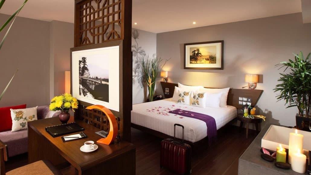 Phòng khách sạn ở TPHCM