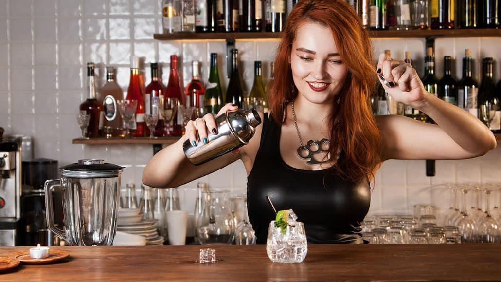 Thuật ngữ dành cho Bartender