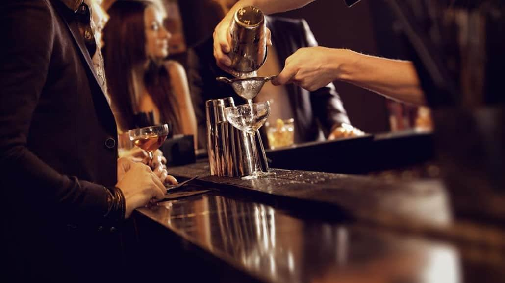 Một số từ vựng thường sử dụng ở quầy bar